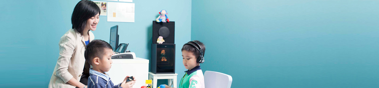 Cochlear & Middle Ear Implants for Children