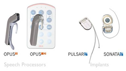 Cochlear implant CI2
